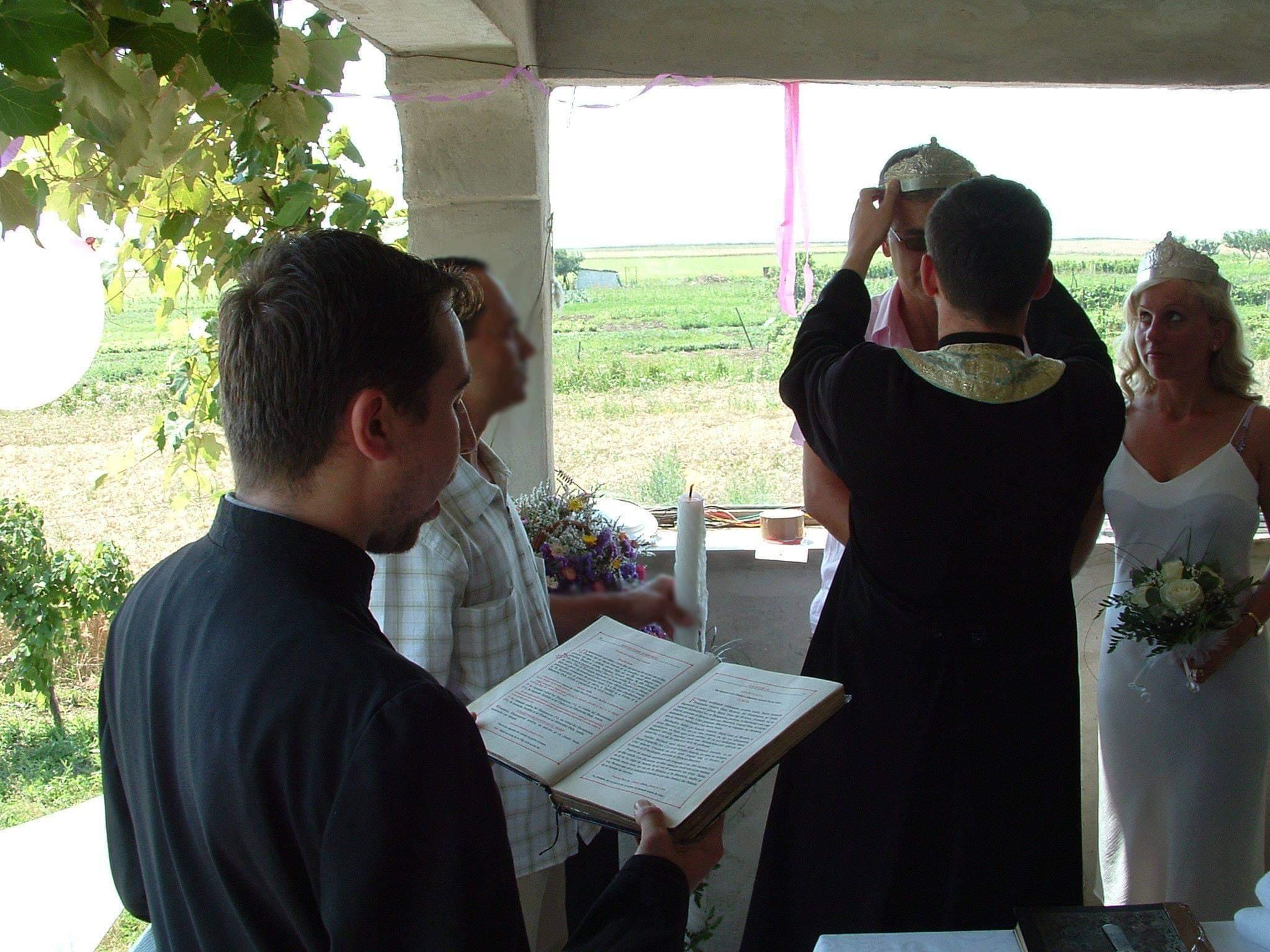 Nunta la Techirghiol,  2005